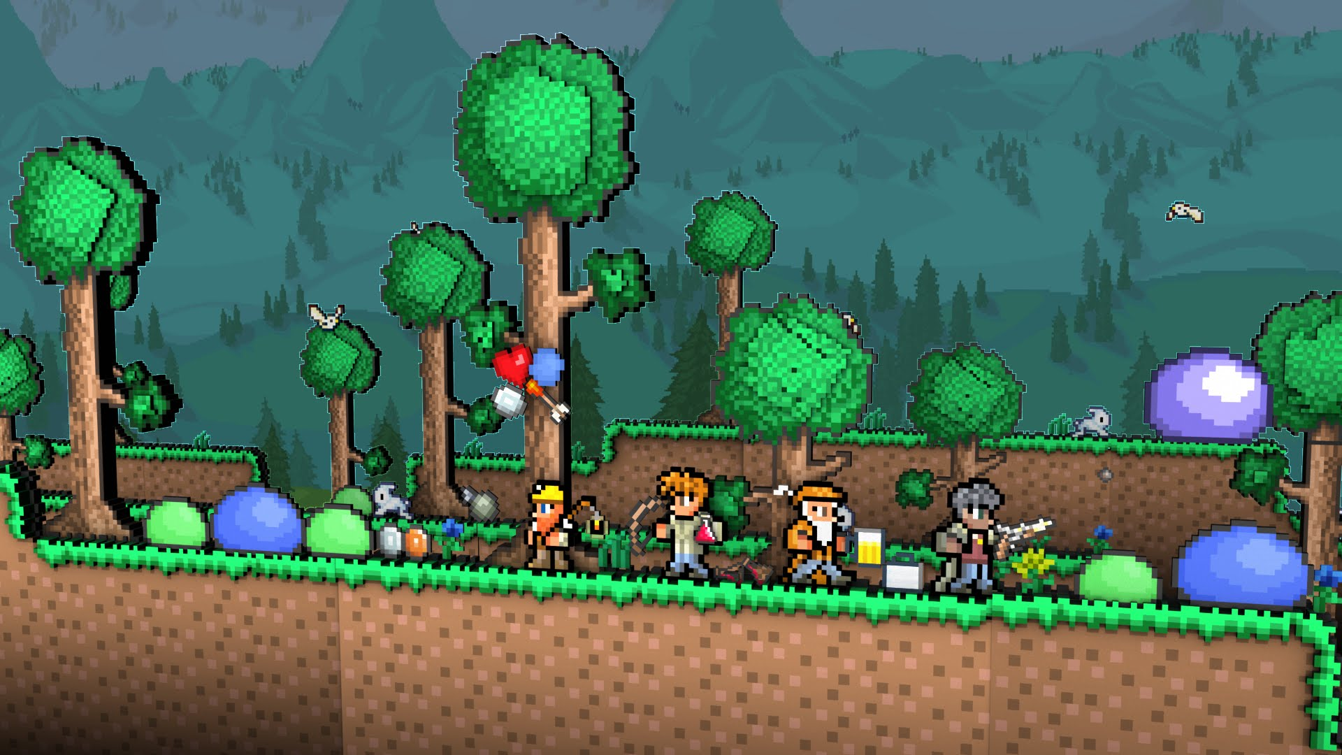 Terraria Mods, Maps, Patches & News - GameFront