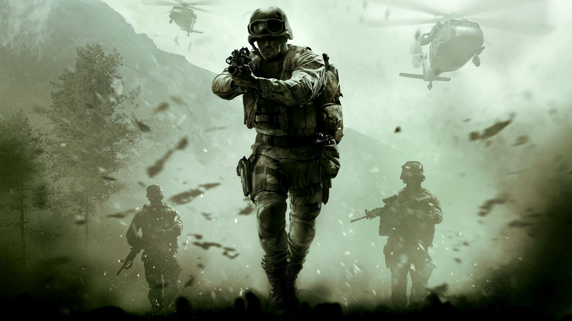 call of duty 4 modern warfare multiplayer profile download