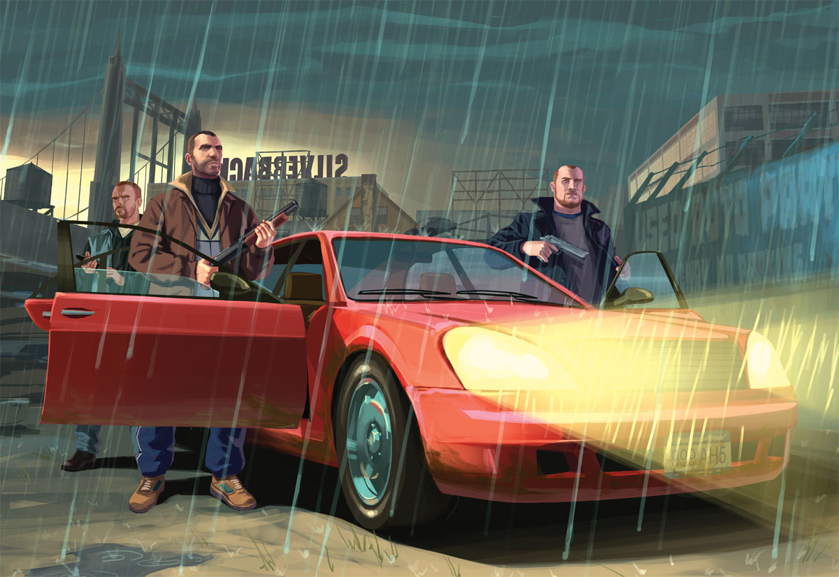 Grand Theft Auto IV Mods, Demos, Patches & Videos