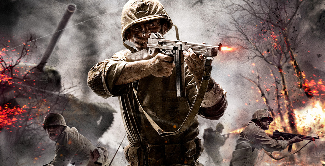 Call of Duty: World at War Mods, Demos, Patches & More | GameFront