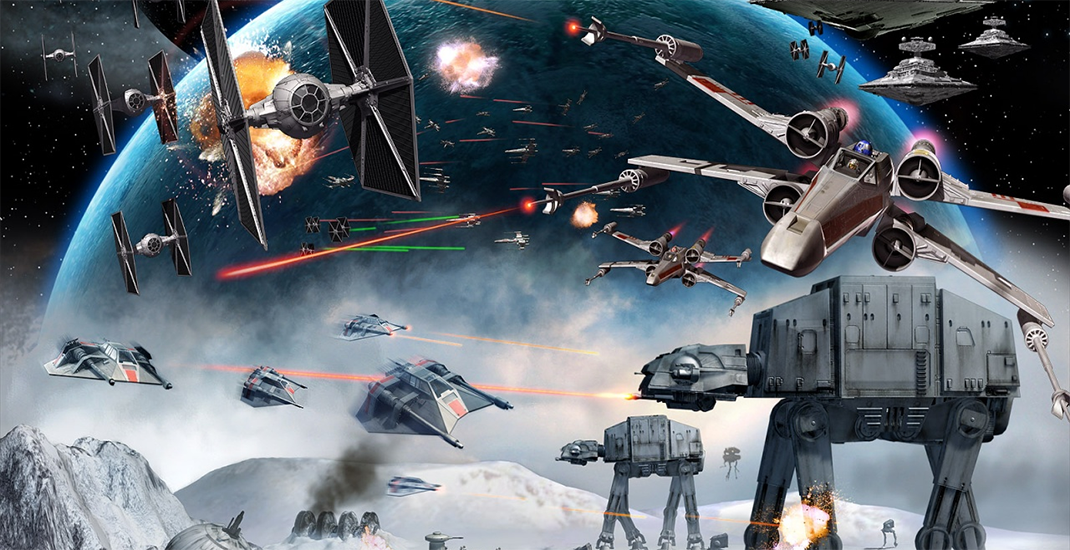 Star Wars: Empire at War Mods, Maps, Patches & News - GameFront