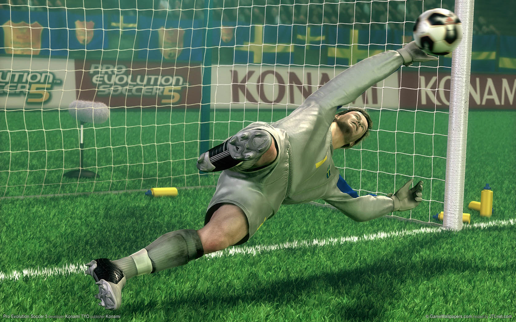 Pro Evolution Soccer 5 Mods, Maps, Patches & News - GameFront