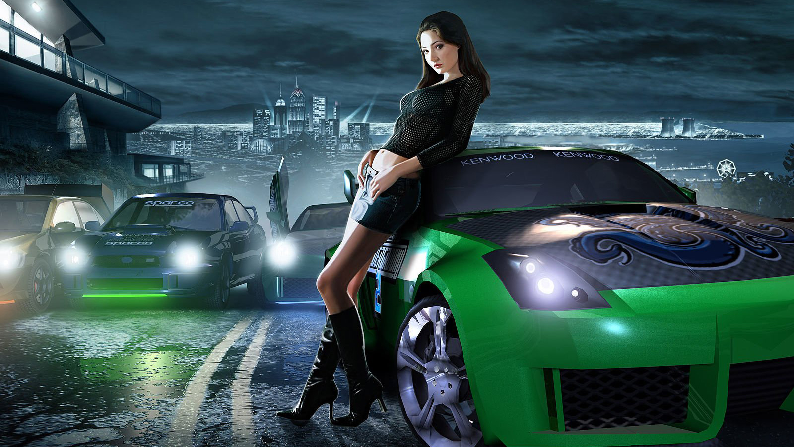 Need For Speed Underground 2 Mods Maps Patches News Gamefront
