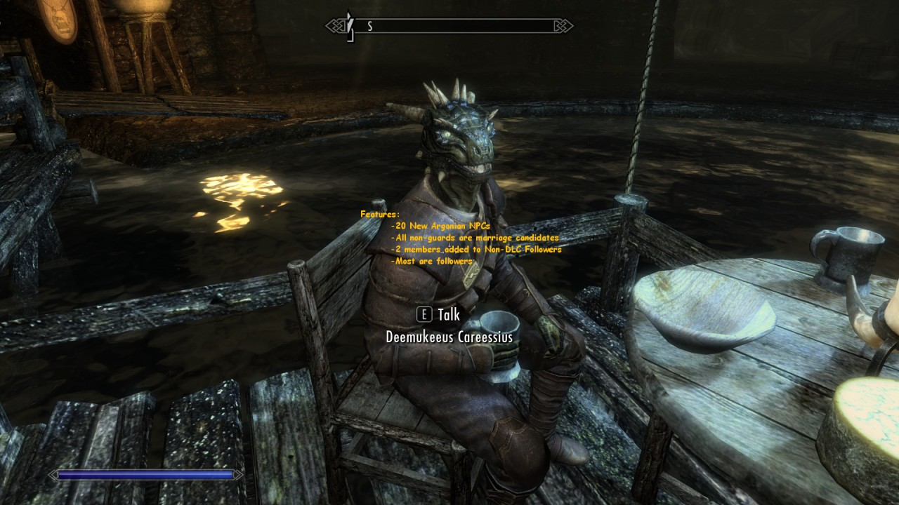 Dominion's More Argonians - The Elder Scrolls V: Skyrim